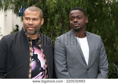 PALM SPRINGS - JAN 3:  Jordan Peele, Daniel Kaluuya at the PSIFF Creative Impact Awards &