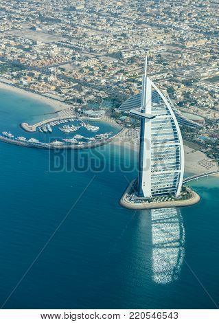 Burj Al-arab - Dubai, Uae
