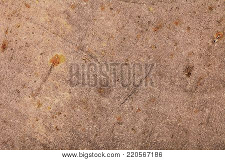 Obsolete metal texture as a design background.