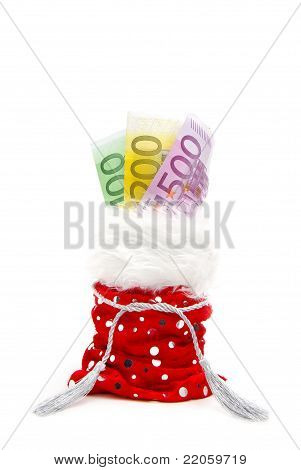 Gift Bag With Money