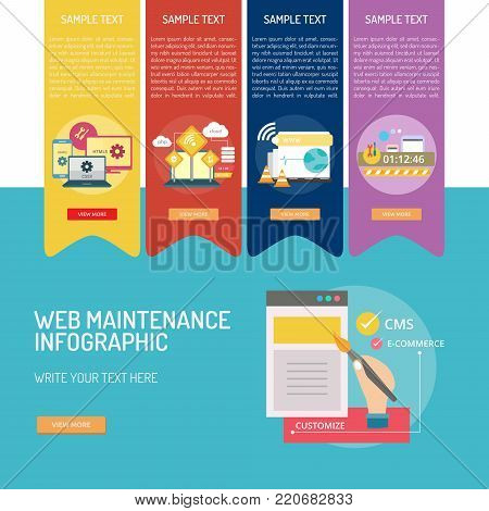1. Business Infographic