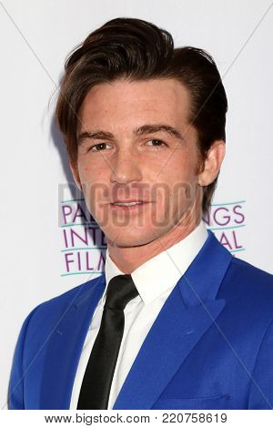 PALM SPRINGS - JAN 3:  Drake Bell at the PSIFF