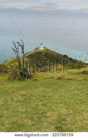 View Down An East Cape New Zealand Beach - Pouawa