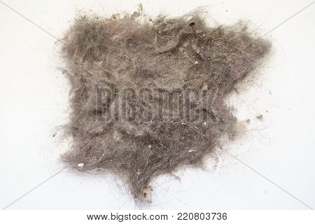 Closeup of dirt dirty or dust concept with Iberian Peninsula shape over white