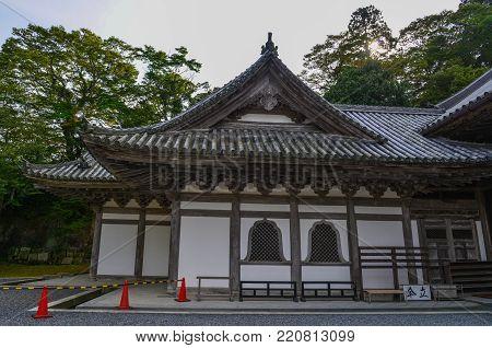 Zuigan-ji Temple In Matsushima, Japan