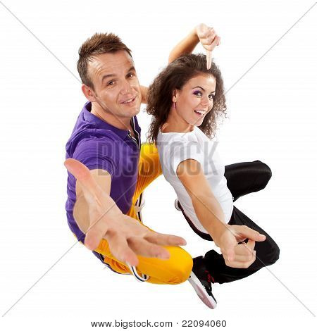 Couple Of Dancer