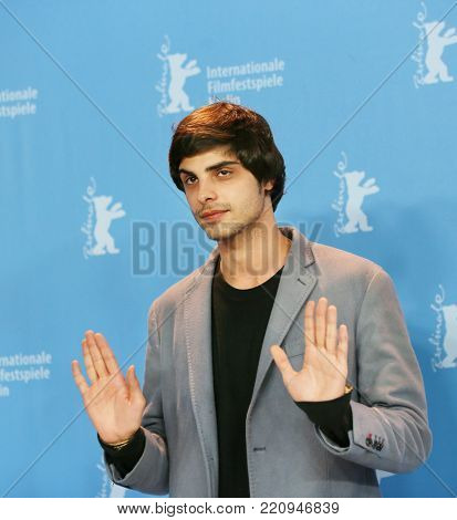 Irakli Quiricadze attends the 'Hostages' photo call during the 67th Berlinale International Film Festival Berlin at Grand Hyatt Hotel on February 15, 2017 in Berlin, Germany.