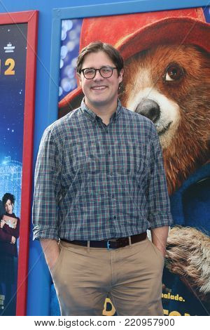 LOS ANGELES - JAN 6:  Rich Sommer at the