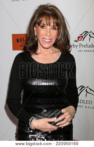 LOS ANGELES - JAN 5:  Kate Linder at the Unbridled Eve Derby Prelude Party Los Angeles at the Avalon on January 5, 2018 in Los Angeles, CA
