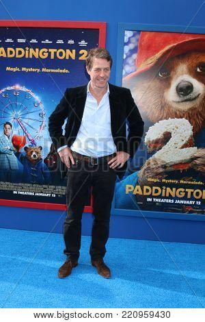 LOS ANGELES - JAN 6:  Hugh Grant at the