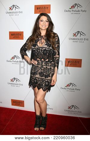 LOS ANGELES - JAN 5:  Cerina Vincent at the Unbridled Eve Derby Prelude Party Los Angeles at the Avalon on January 5, 2018 in Los Angeles, CA