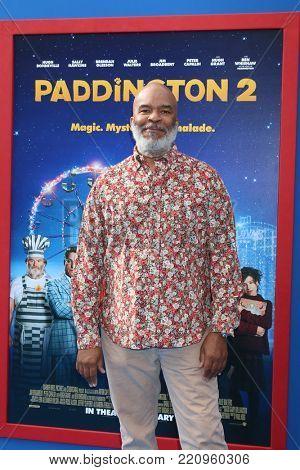 LOS ANGELES - JAN 6:  David Alan Grier at the