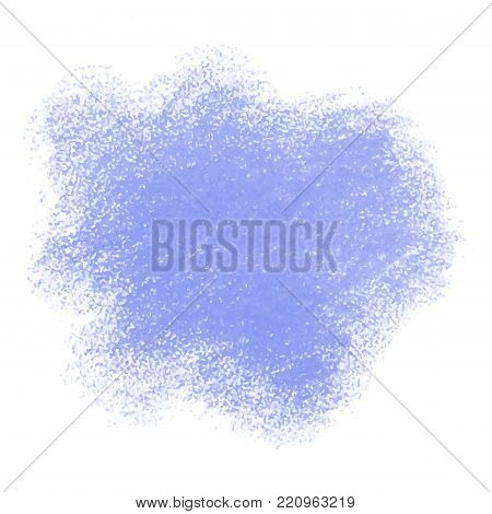 Vector colorful detailed backdrop with crayon scribble texture texture. Abstract stain isolated on white background. Design template for poster, card, banner, flyers, invitation, brochure, sale.