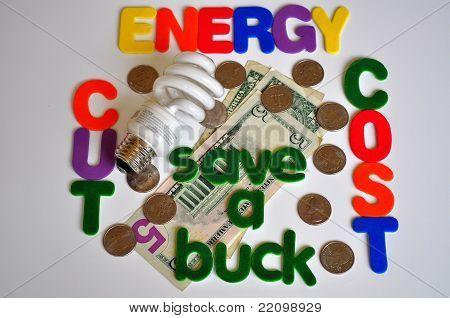 Save Energy Save Cash