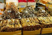 Salted fish is one of the Thai style food. poster
