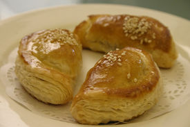 Chinese Char Siu Pastries