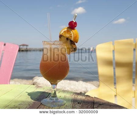 Cocktail By Indian River Lagoon