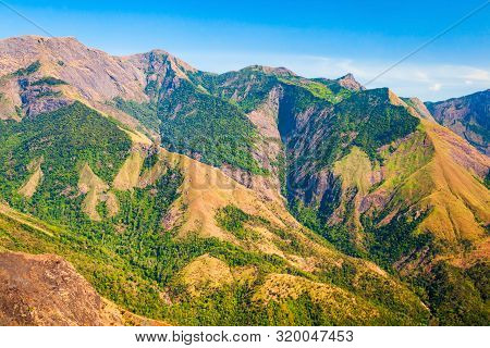 Western Ghats Is A Mountain Range That Traverse The States Of Kerala, Tamil Nadu, Maharashtra And Ot