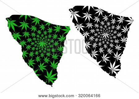 South Sinai Governorate (governorates Of Egypt, Arab Republic Of Egypt) Map Is Designed Cannabis Lea