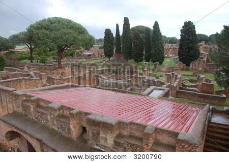 Ostia Roof Tops