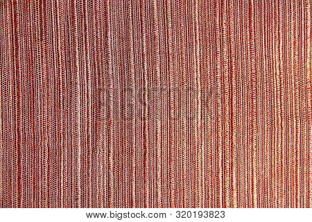 Thai Silk Ancient Fabric Handcraft Designer Textiles Peruvian Stripe Beautiful Background Detail Pat