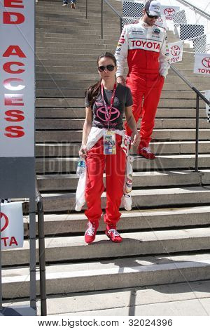 LOS ANGELES - APR 14:  Kate del Castillo attends the 2012 Toyota Pro/Celeb Race at Long Beach Grand Prix Course on April 14, 2010 in Long Beach, CA