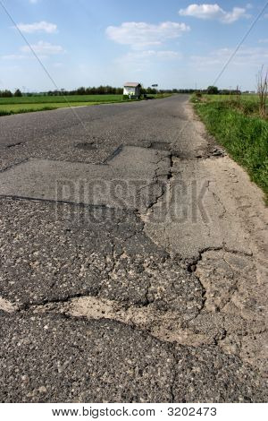 Road Cracks