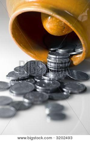 Pot Of Money.