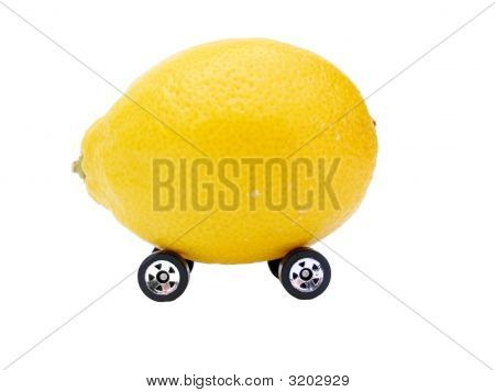 Driving A Lemon