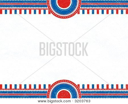 Usa  Background With Texture