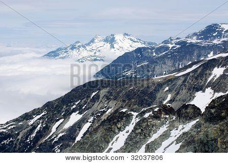 Whistler Blackcomb mountain.