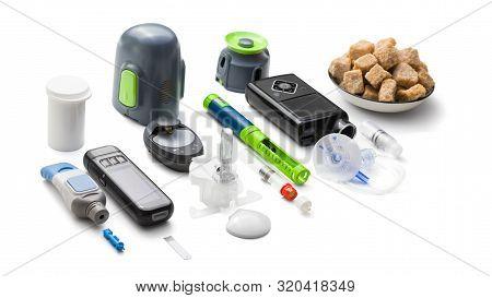 Education About Equipment You Need To Control Diabetes: Insulin Pump, Glucose Meter, Insulin Pen, Su
