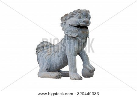 Kylin Or Kirin Are Chinese Words.which Is The Name Of A Bearded Animal In China