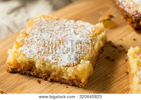 Homemade Gooey Butter Cake