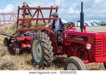 Yesterdays Farming 2019 At Haselbury Plucknett