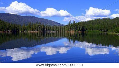 Horizonatal Lake
