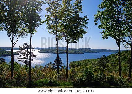 Beauty of Beaver Lake Arkansas