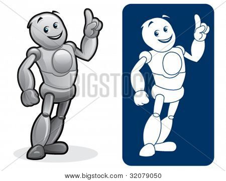Android / Robot Character