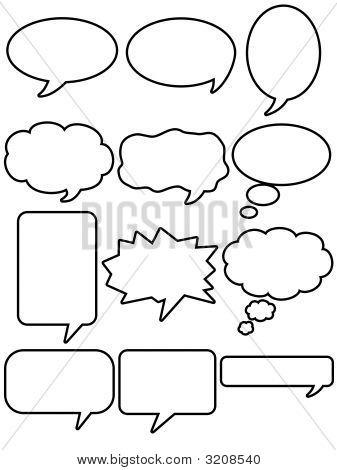 Comic Dialogue Box 2