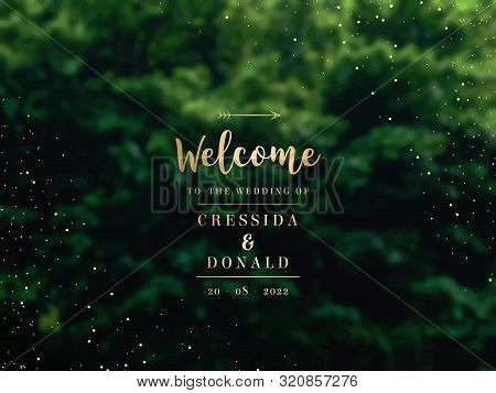 Emerald Greenery Vector Photo Free Trial Bigstock