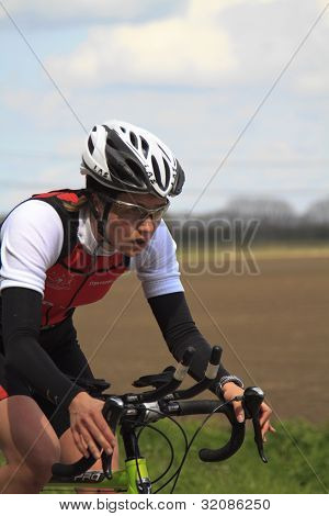Annegreet Moree Cycling The Course