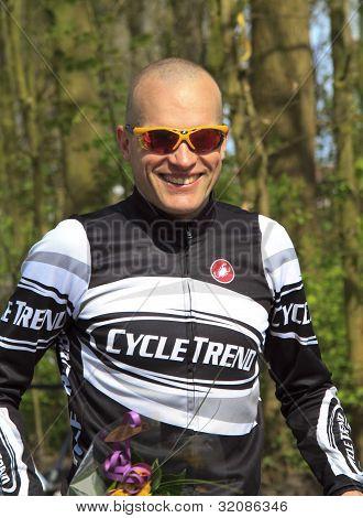 Armand Van Der Smissen After His Win