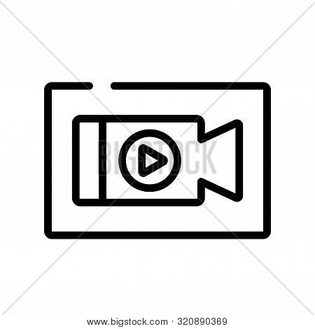 facetime icon from User Interface collection on white background