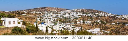 Apollonia (or Stavri), The Capital Of Sifnos. Cyclades, Greece