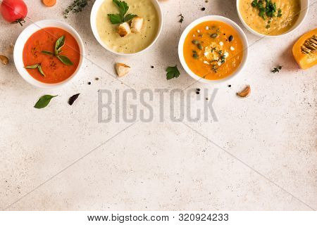 Soup Assortment