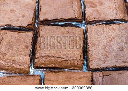 Chocolate Brownie (brownie) Is Dessert A Square