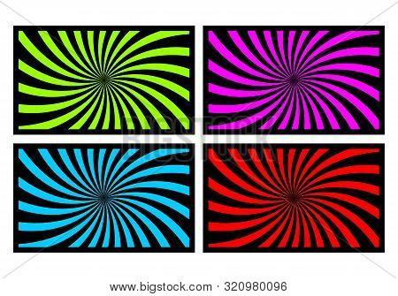 Spiral Background. Spiral Color For Background. Background For Web Design.
