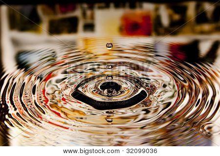 dropof water