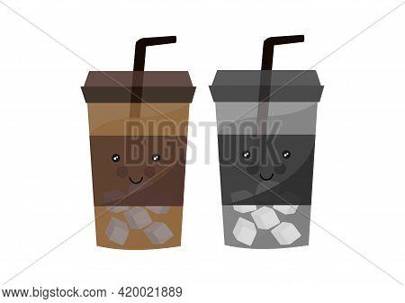 Background, Beverage, Black, Break, Breakfast, Cafe, Caffeine, Cappuccino, Cartoon, Character, Coffe