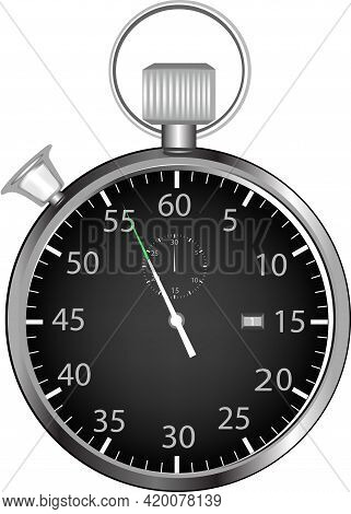 Manual Stopwatch For Sports Competitions Manual Stopwatch For Sports Competitions